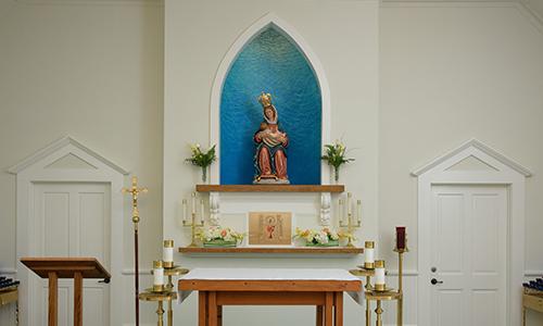 Santa Fe Shrine of Our Lady of La Leche