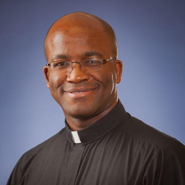 Father Bernardine Eikhuemelo